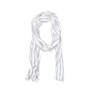 Victoria's Secret Rare Sliver Stripe Scarf